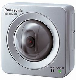 Panasonic BB-HCM511CE indoor mit Audio