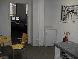Office Eingang Büro BBoxBBS