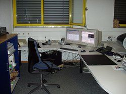 Office Arbeitsplatz Fritz Keller