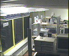 Veo VSD-2000 Bild bei Licht
