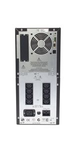 APC Powerstation 2200 VA der BBoxBBS (Backansicht)