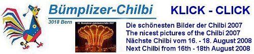Bümplizer-Chilbi 2007 - Die schönsten Bilder