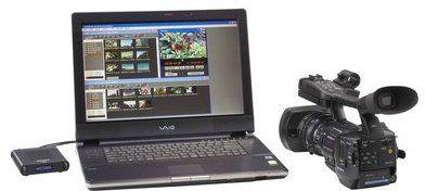 Sony XDCAM EX Camcorder PMW-EX1