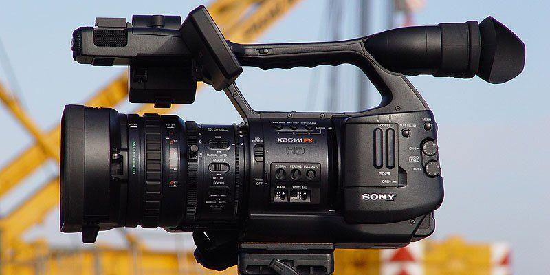 Sony XDCAM Full-HD Kamera PMW-EX1