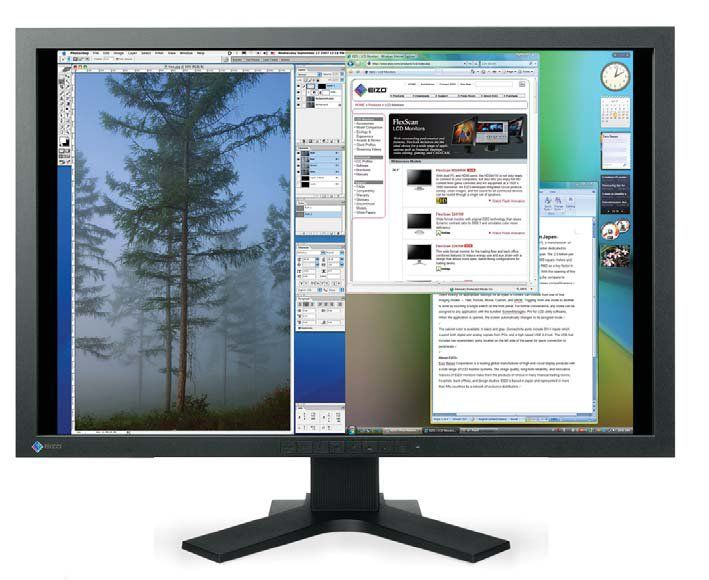 Eizo FlexScan SX3031W 30 LCD Widescreen Monitor
