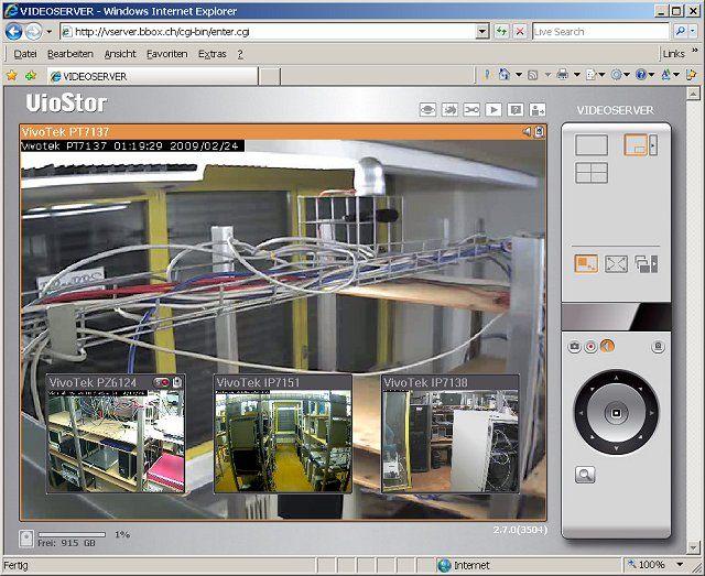 Netzwerkrekorder VioStor101V